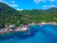 Hin Wong Bay está ubicado en la esquina noreste de Koh Tao y es una de las bahías más grandes de la isla Khao Lak Beach, Ao Nang Beach, Railay Beach, Lamai Beach, Beach Cocktails, Best Snorkeling, Koh Chang, Beach Bars, Krabi