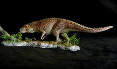 Postosuchus by Baryonyx-walkeri.deviantart.com on @deviantART