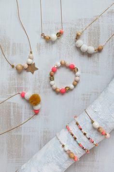 bracelet Sirene multico - bracelet - Des Petits Hauts