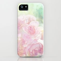 Painterly Roses iPhone Case