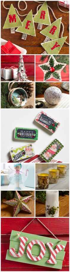 10 Holiday Crafts to make to SELL!