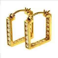 6.2 Gram 14kt Gold Earrings  http://www.propertyroom.com/l/62-gram-14kt-gold-earrings/9597456
