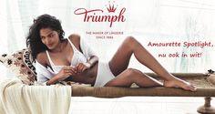 Triumph sale!  Kijk snel of er iets in je maat bij zit want het is nu wel héél voordelig om iets moois van Triumph lingerie bij ons uit te zoeken, met kortingen van 20, 40, 50 en zelfs 60 procent!  Ga direct naar http://www.underfashion.nl/triumph
