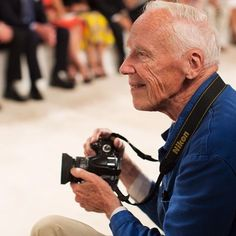 Myra Magazine • Man On The Street - Bill Cunningham • http://www.myramagazine.com/home/2016/7/2/bill-cunningham-left-us-a-legacy