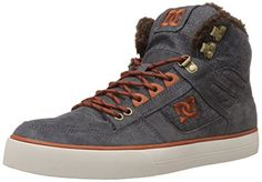 DC Men's Spartan High Wc Canvas Sneakers - http://weddingcollections.co.in/product/dc-mens-spartan-high-wc-canvas-sneakers/
