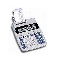 Victor 1210 Desktop/Portable Commercial Calculators