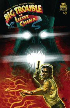 Big Trouble In Little China #8 Review