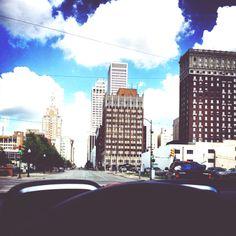 Downtown Tulsa