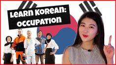 한국어 Learn Korean   Korean Words & Phrases : Occupations