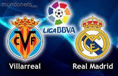 Watch Live Soccer Stream Online: Villarreal vs Real Madrid Soccer Live streaming Online Free