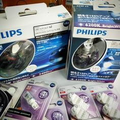 Philips goodies in stock! What are you waiting for go check your bulbs now. Especially the brakes please. #automotivelighting #led #halogen #incandescent fasmoto.com/philips