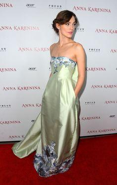 Keira Knightley's Style Evolution