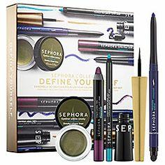 Sephora: SEPHORA COLLECTION : Define Yourself Color Eyeliner Set : eyeshadow-palettes