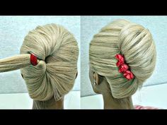 The best way to do it yourself! The best way to do it YOURSELF! Dread Hairstyles, Braided Hairstyles, 50 Hair, Short Hair Styles Easy, Easy Hairstyles For Long Hair, About Hair, Braid Styles, Hair Lengths, Hair Makeup