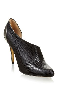 Erulale Half d'Orsay Ankle Bootie by Ted Baker London on @HauteLook