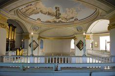 St. Mary's Chapel, Lulworth Estate.