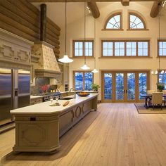 Epic What a warm kitchen for the Fall season This bedroom pound is nestled in