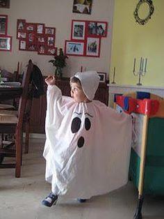 Resultado de imagen de disfraz fantasma                                                                                                                                                                                 Más