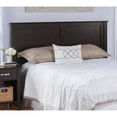 Shop for Ameriwood Home Quinn Full/ Queen Headboard. Get free delivery at Overstock.com - Your Online Furniture Shop! Get 5% in rewards with Club O! - 22464371