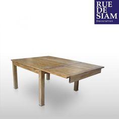 bartisch aus recyceltem bootsholz 150x80cm neo unikat nr 05 rue de siam industriedesign. Black Bedroom Furniture Sets. Home Design Ideas