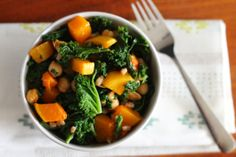 ... Veggie Recipes to Try on Pinterest | Kale, Black Beans and Chickpeas