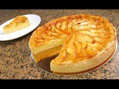 Tarta de Manzana fácil - YouTube