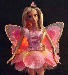 Barbie Fairytopia Elina Doll Barbie magical wings