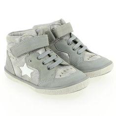 30bab819c2079 Chaussure Noel MINI ACTUEL Argent 4307801 pour Bébé fille et pour Enfant  fille