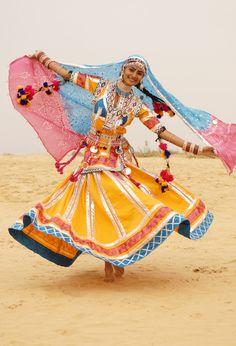 rajasthani dance -Kalbelia