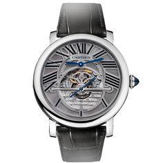 Rotonde de Cartier Astrorégulateur watch