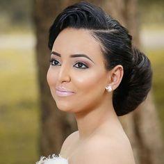 Gorgeous hair and makeup inspiration  @ #hair #makeup #bridallook #glambride
