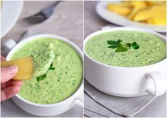 GREEN SAUCE Ingredients: - A big bunch of herbs dill, parsley, green onions and spinach. Wrap Recipes, Sauce Recipes, Baking Recipes, Diet Recipes, Health Dinner, Russian Recipes, Saveur, Cooking Classes, Good Food