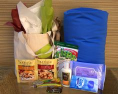 Best After Surgery Gift Basket