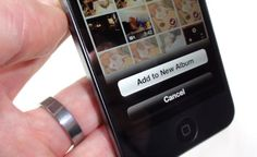 6461d612e4 iPad iPhone tip  How to create a new photo album (updated) ...  heresthethingblog