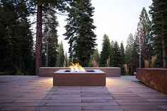 <3 ++ ahhhh wanna live there ++ Martis Camp House ++ by Concreteworks ++ north lake tahoe ++ ca