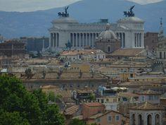 これぞ、ローマの景色!
