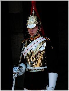 The Blues and Royals Household Cavalry Mounted Regiment by Ben.Allison36, via Flickr