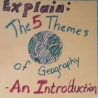 Interactive Notebooks are a regular part of an intermediate and middle school Social Studies classroom. This presentation provides definitions and... 6th Grade Social Studies, Social Studies Classroom, Social Studies Resources, History Classroom, Five Themes Of Geography, Geography Map, World Geography, School Days, School Stuff
