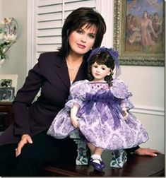 Marie Osmond Family | Olive Marie Osmond is a singer, actress, doll designer, and a member ...