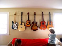 this would be cool for Keith's Man Cave... if I can convince him that his guitars don't need to be in cases at all times