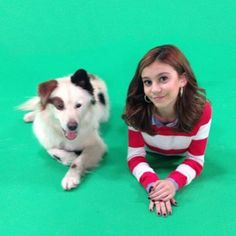 Filmed something fun for you guys with my favorite pup this weekend! XO  #Mick #DogWithABlog #Ghannelius