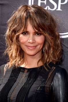 35 of the Most *Gorgeous* Long Hairstyles with Bangs