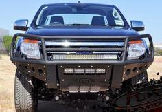Custom Ford Ranger T6 Front Bumper Custom Ford Ranger, Body Armor, Motor Car, Cool Cars, Dream Cars, Trucks, Bike, Offroad, Vehicles