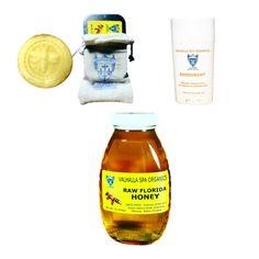 Gift Basket of Beekeeper's Secrets – Valhalla Spa Organics