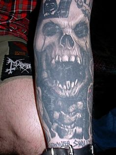 1000 images about tattoos on pinterest skull tattoos for Phil anselmo tattoos