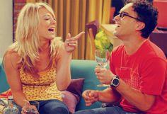 Penny and Leonard- The Big Bang Theory