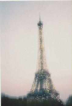 rainy Eiffel