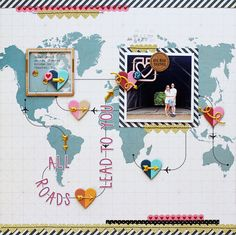 Iconic August Ohdeerme Kit Projects *Freckled Fawn*