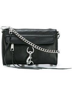 REBECCA MINKOFF 'mini mac' crossbody bag. #rebeccaminkoff #bags #shoulder bags #leather #crossbody #