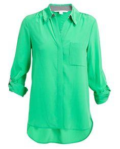 DIANE VON FURSTENBERG   Lorelei Silk Shirt